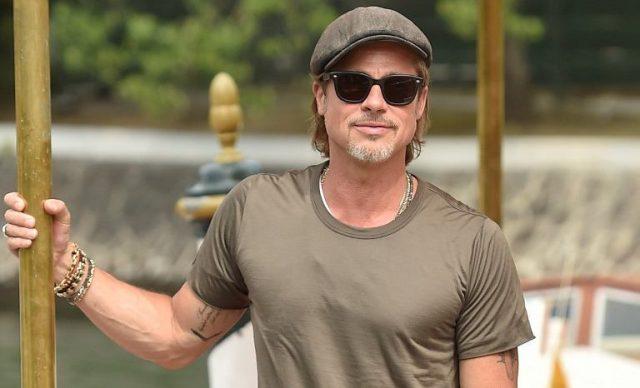 Brad Pitt's Tattoos: 5 Fast Facts