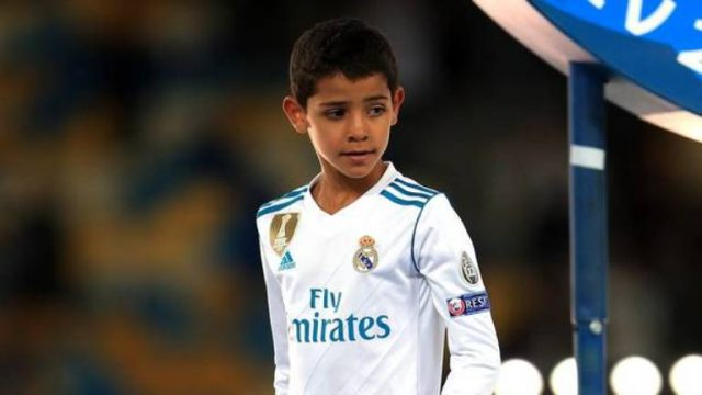 Everything You Need To Know About Cristiano Ronaldo Jr