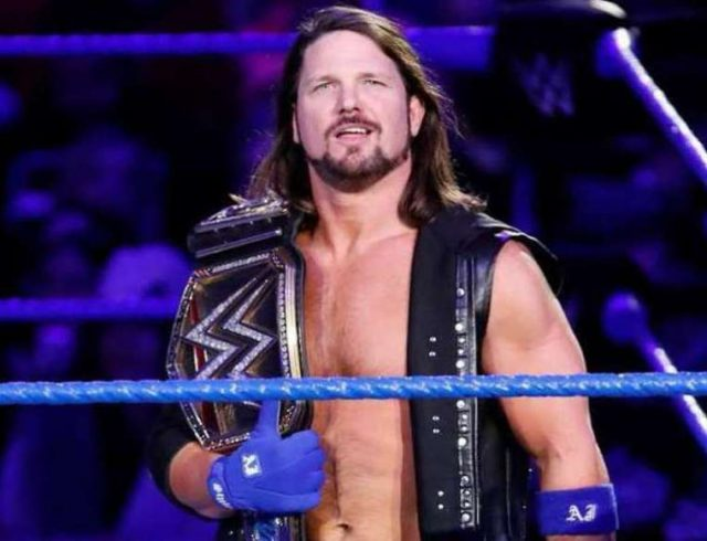 AJ Styles Wife, Family, Height, Weight, Tattoo, Age, Net Worth, Wiki