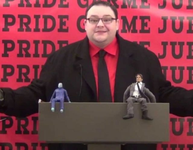 Jim Sterling Wife, Son, Family, Wiki, Biography, Is He Gay?