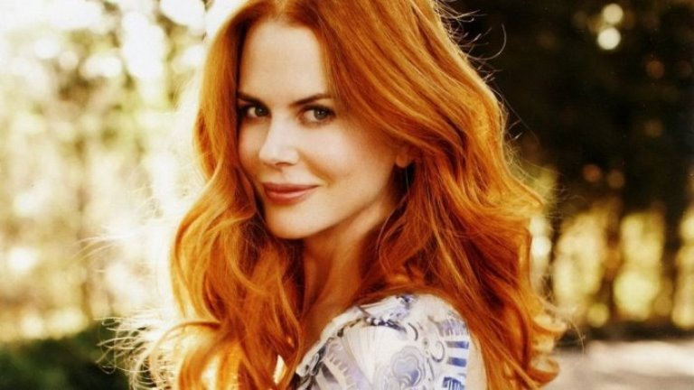 Nicole Kidman's Height, Weight, Body And Measurements