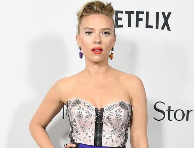 Scarlett Johansson's Height, Weight, Bra Size, Body Measurements