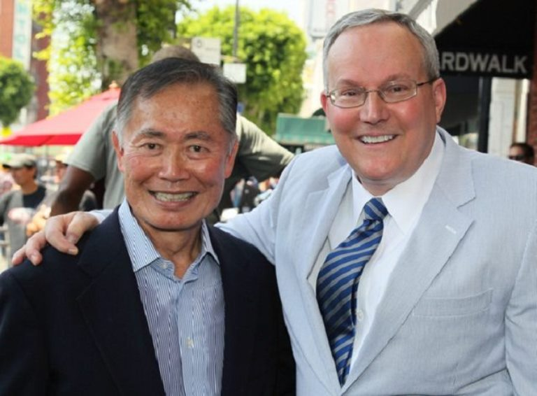 Who is George Takei's Husband, How Much is He Worth?