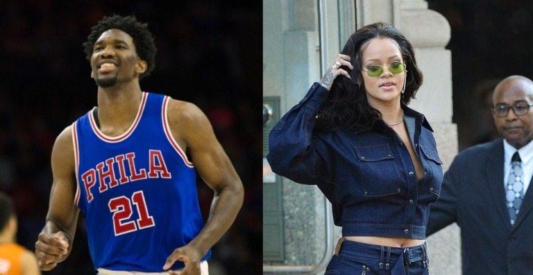 Joel Embiid Height, Weight, Girlfriend, Relationship with Rihanna