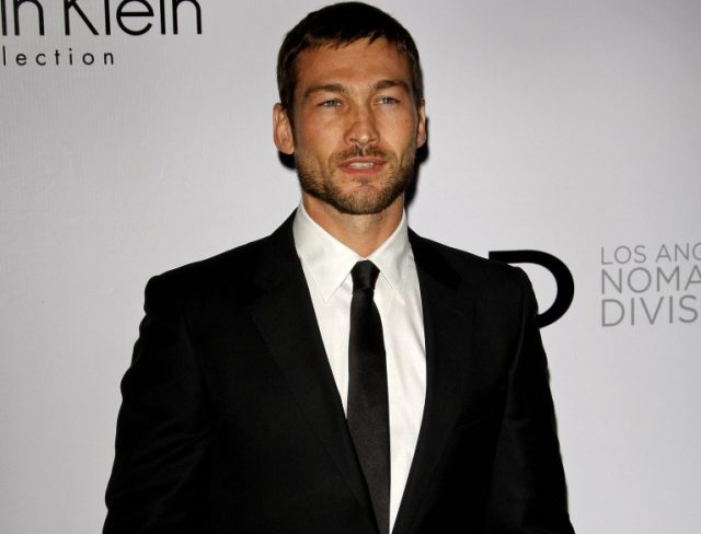 Who Was Andy Whitfield, How Did He Die, Who Was His Wife?