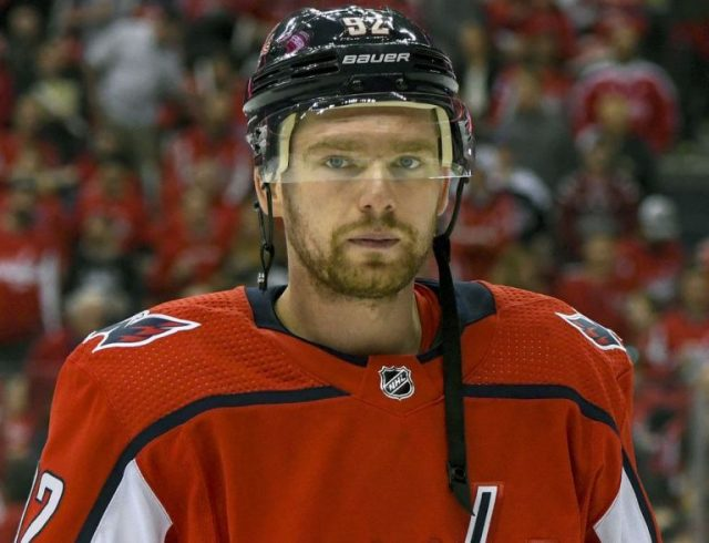Evgeny Kuznetsov Bio, Who is The Wife, How Much Does He Make From NHL