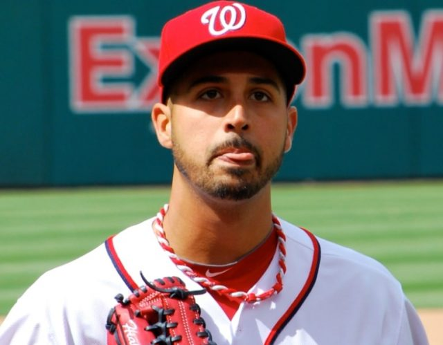 Gio Gonzalez Biography, Wife, Stats, Contract, Salary and Other Facts