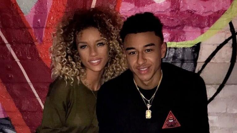 Who is Jena Frumes? Here's All You Must Know About Jesse Lingard's Girlfriend