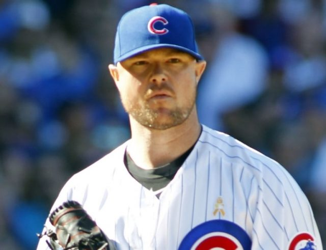 Jon Lester Stats, Wife, Salary, Age, Net Worth and Other Facts