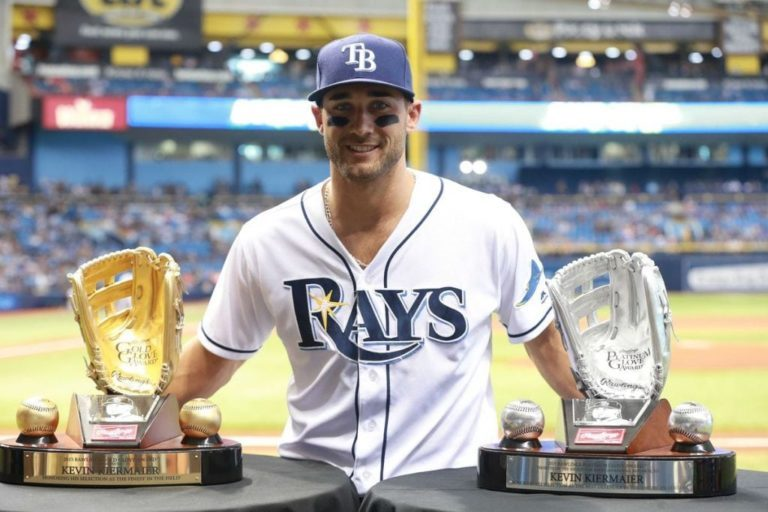 Kevin Kiermaier Wife, Girlfriend, Body Measurements, Salary, Bio