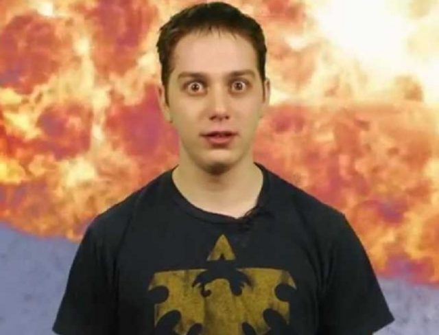 Who Is Lasercorn (David Moss), Is He Married? Who Is His Wife, Son?