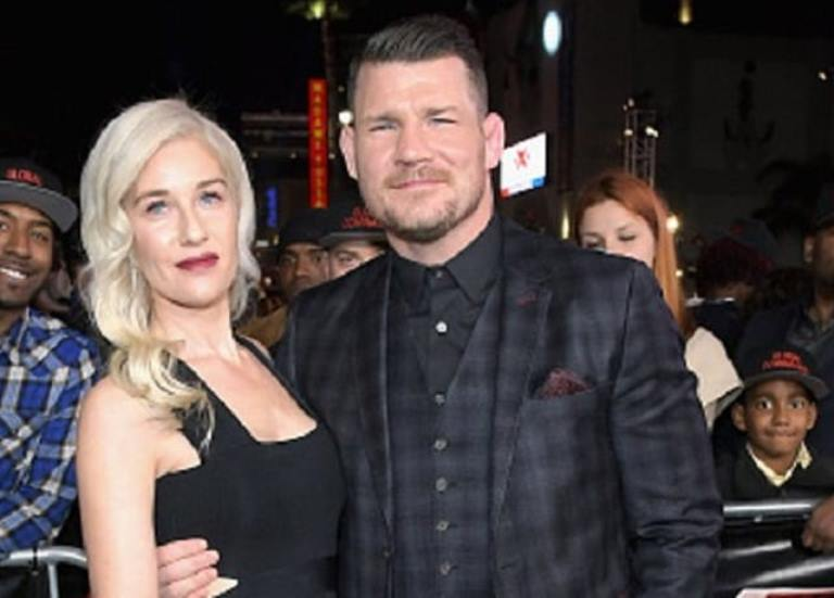 Michael Bisping Wife, Son, Height, Weight, What Happened To His Eye?