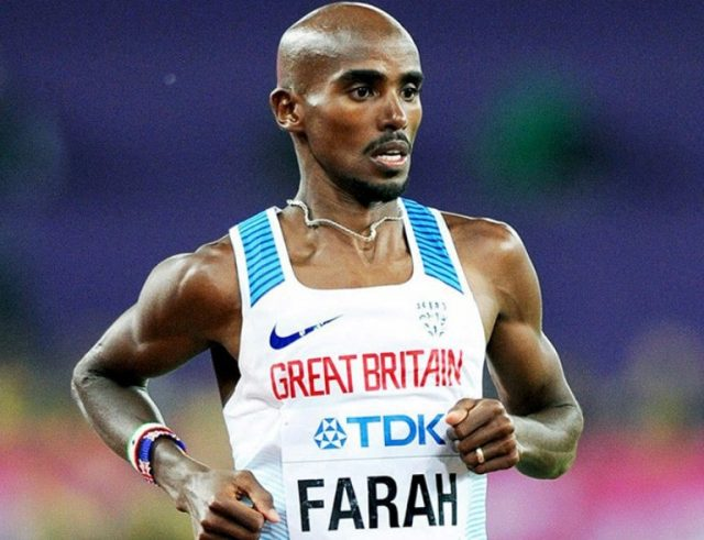 Mo Farah Bio, Wife (Tania Nell) Family, Height, Weight, Age, Net Worth