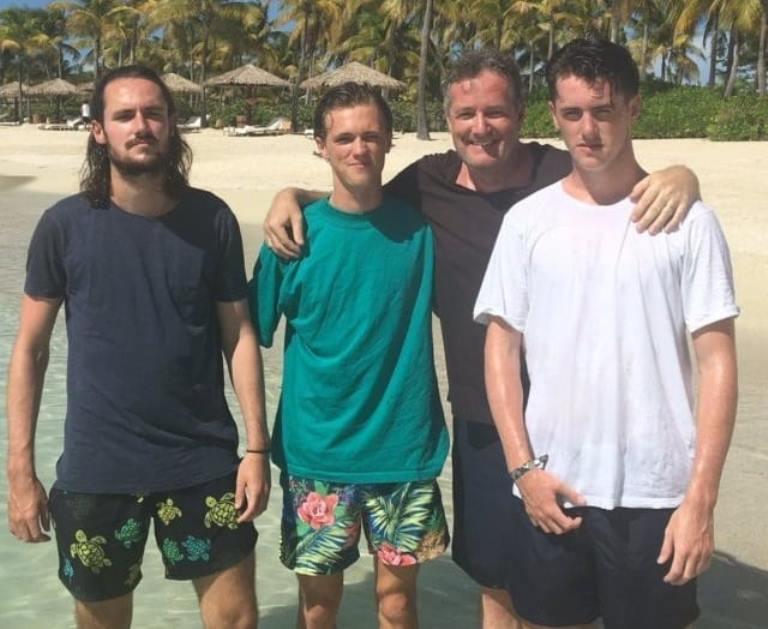 Piers Morgan Wife, Children, Height, Weight, Net Worth, Gay