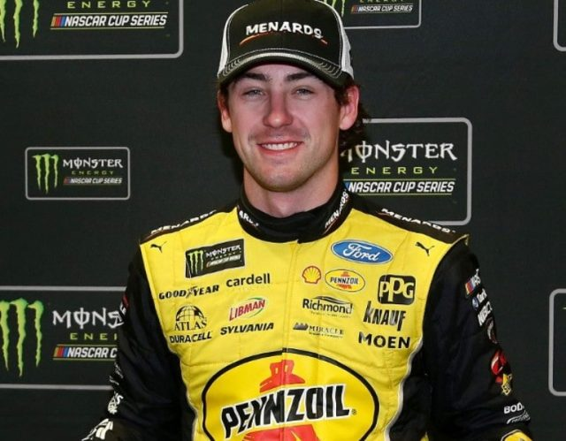 Ryan Blaney Height, Age, Girlfriend, Net Worth, Bio, Other Facts