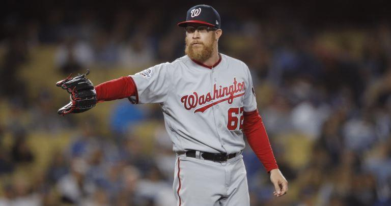 Sean Doolittle Biography, Wife, Stats, Contract, Salary and Other Facts