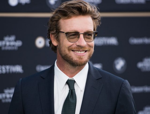 Who Is Simon Baker's Wife, Rebecca Rigg? His Children and Family