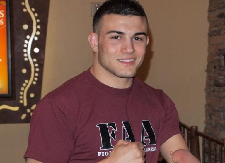 Who is Nick Newell? The One Handed MMA Fighter Everyone is Talking About