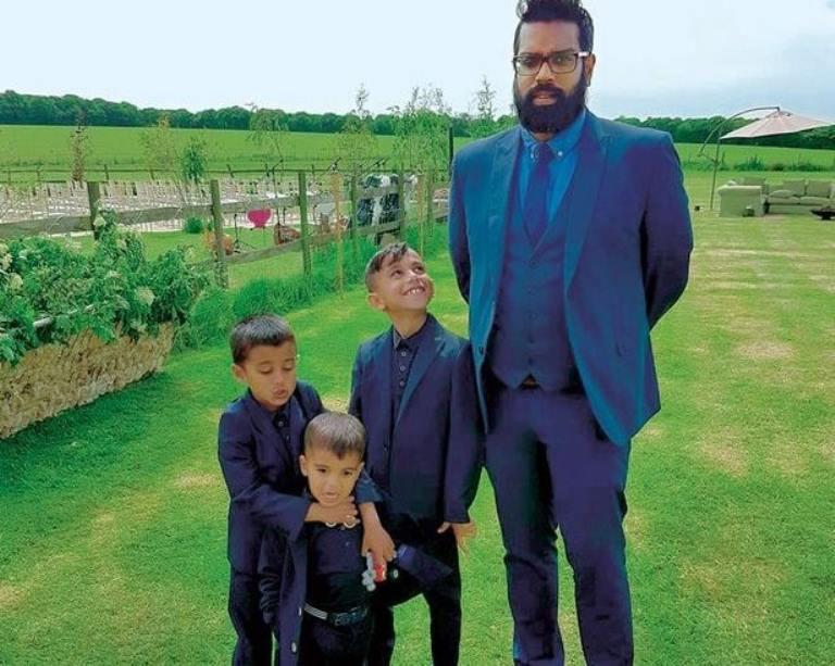 Who is Romesh Ranganathan? Meet His Wife and Family