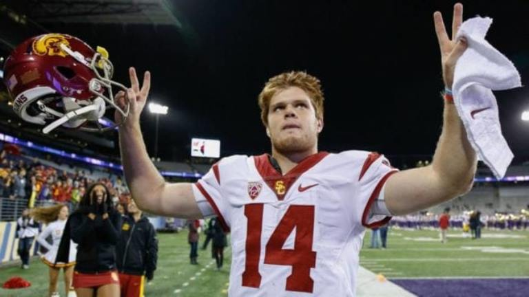 Sam Darnold Biography, Height, Weight, Body Stats and Other Facts