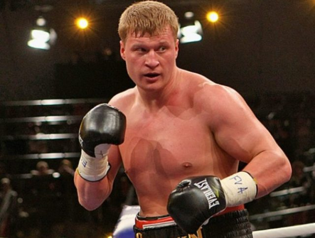 Alexander Povetkin Height, Weight, Body Measurements, Boxing Career