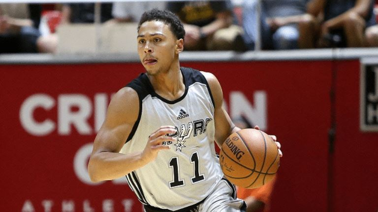Bryn Forbes Wife, Children, Parents, Height, Weight, Body Stats