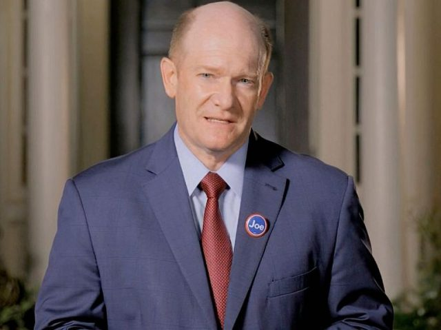 Who Is Senator Chris Coons? Here's Everything You Need To Know