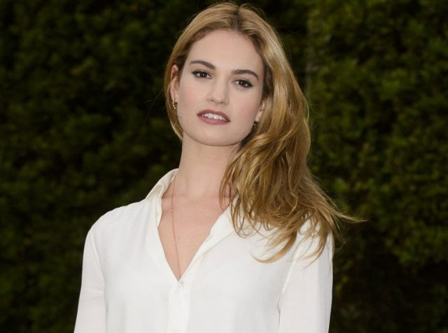 Lily James Bio, Boyfriend, Height and Weight, Net Worth, Movies and TV