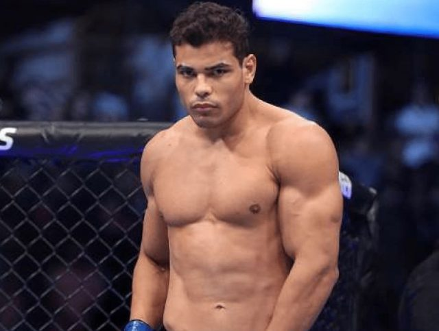 Who Is Paulo Costa? His Height, Weight, Body Measurements