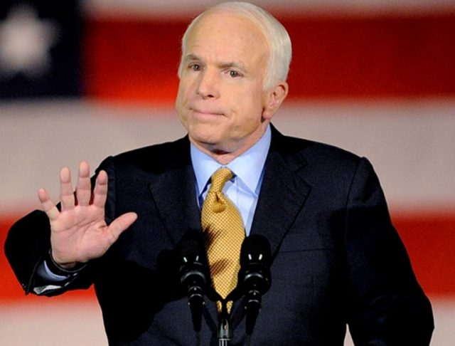 Senator John McCain Children, Wife, Daughter, Son, Mother, Family, Death
