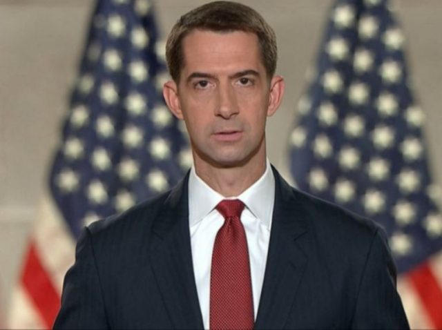 Who is Senator Tom Cotton, Is He Gay? His Wife, Net Worth and Family Facts