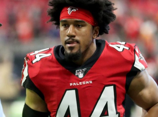 Vic Beasley Height, Weight, Body Stats, Family, NFL Career