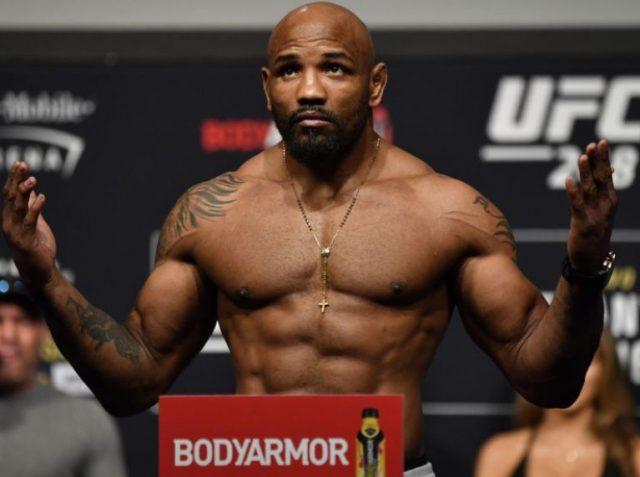 Yoel Romero Wife, Height, Weight, Age, Bio, Is He Gay?