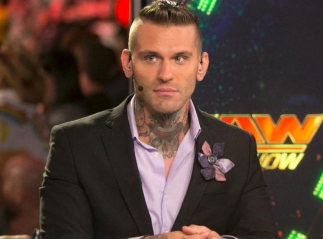 Corey Graves Bio, Wife, Brother, Children, Height, Weight, Body Stats