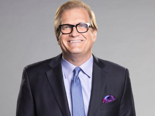Is Drew Carey Married or Gay, Who is The Wife or Girlfriend, Net Worth, Salary