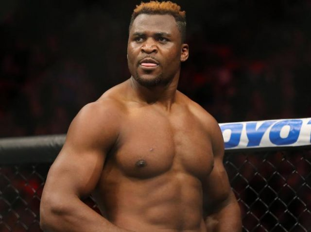 Francis Ngannou Height, Weight, Age, Net Worth, Biography