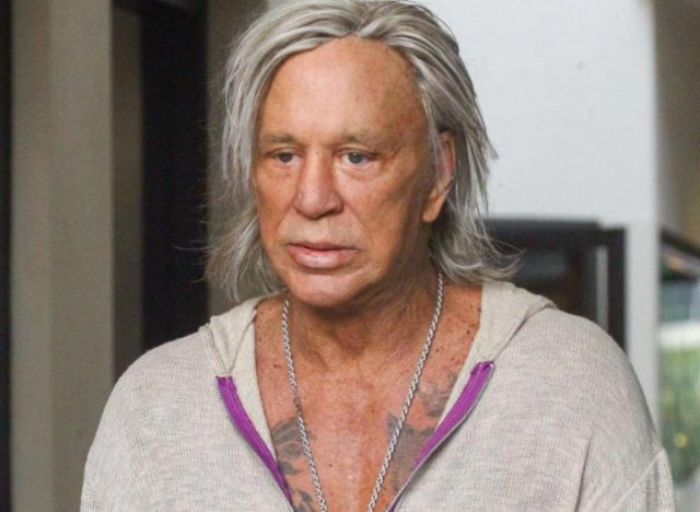 Mickey Rourke Biography, Net Worth, Boxing Career and Plastic Surgery